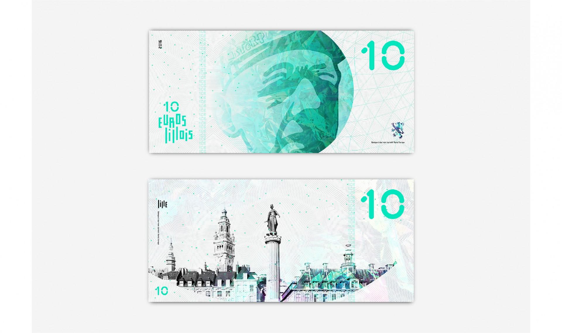 EUROS LILLOIS | BRANDING