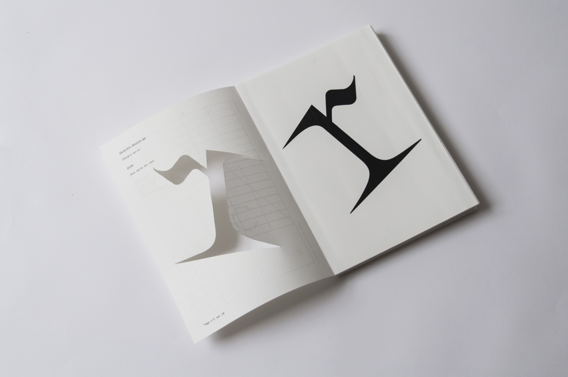Édouard Spriet RESONANCE | TYPOGRAPHY